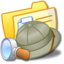 64x64px size png icon of Folder Yellow Explorer