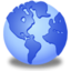 64x64px size png icon of Globe 2