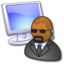 64x64px size png icon of PC Security 1