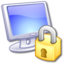 64x64px size png icon of PC Security 2