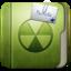 64x64px size png icon of Folder Burnable Folder