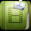 64x64px size png icon of Folder Movie Folder