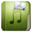 64x64px size png icon of Folder Music Folder