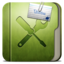 64x64px size png icon of Folder Utilities Folder