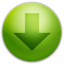 64x64px size png icon of Arrow Down