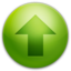 64x64px size png icon of Arrow Up
