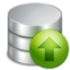 64x64px size png icon of Upload Database