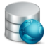 64x64px size png icon of Web Database
