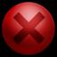 64x64px size png icon of Alarm Error