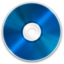64x64px size png icon of Media Blu Ray