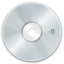 64x64px size png icon of Media CD R