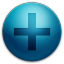64x64px size png icon of alarm plus