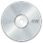 64x64px size png icon of media cd rw