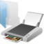 64x64px size png icon of Printer Folder