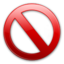 64x64px size png icon of Banned