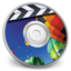 64x64px size png icon of Windows DVD Maker