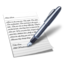 64x64px size png icon of Wordpad