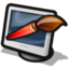 64x64px size png icon of display