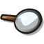 64x64px size png icon of lense