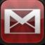 64x64px size png icon of gmail alt glow