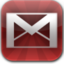 64x64px size png icon of gmail glow