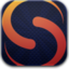 64x64px size png icon of skyfire
