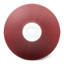 64x64px size png icon of CD rouge