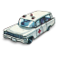 64x64px size png icon of Cadillac Ambulance