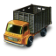64x64px size png icon of Cattle Truck