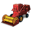 64x64px size png icon of Combine Harvester