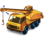 64x64px size png icon of Dodge Crane Truck with movement