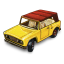 64x64px size png icon of Field Car