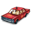 64x64px size png icon of Fire Chief Car