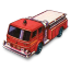 64x64px size png icon of Fire Pumper