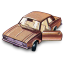 64x64px size png icon of Ford Cortina GT