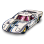 64x64px size png icon of Ford GT