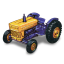 64x64px size png icon of Ford Tractor