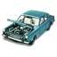 64x64px size png icon of Ford Zodiac MkIV
