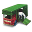 64x64px size png icon of Horse Box