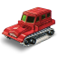 64x64px size png icon of Snow Trac Tractor