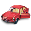 64x64px size png icon of Volkswagen 1600 TL