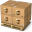 64x64px size png icon of Shipping 5