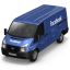 64x64px size png icon of Facebook Van Front
