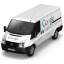 64x64px size png icon of Google Van Front