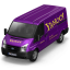 64x64px size png icon of Yahoo Van Front