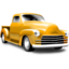 64x64px size png icon of Classic Truck