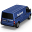 64x64px size png icon of Facebook Van Back