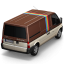 64x64px size png icon of Instagram Van Back