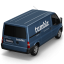 64x64px size png icon of Tumblr Van Back