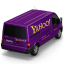 64x64px size png icon of Yahoo Van Back